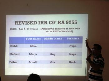 Revised IRR of RA 9255